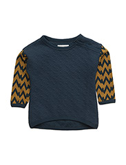 HAPER ZAG SWEAT - GOLDEN PLAM