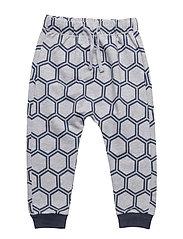 HARVARD  BOOT PANTS - DRESS BLUES