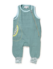 RYAN BABY BOY SUIT - Mineral blue