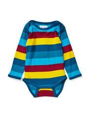 Lasse baby boy body - Moroccan Blue