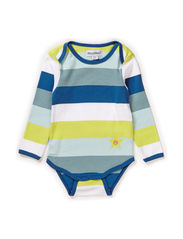 SANDER BABY BOY BODY - Dark blue