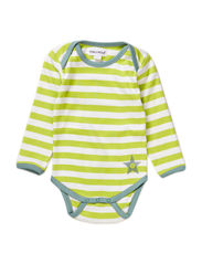 WILLIAM BABY BOY BODY - Wild lime