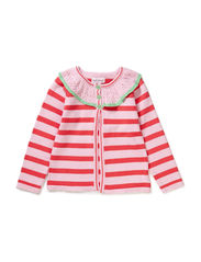 OLIVIA GIRL CARDIGAN - Pink lady