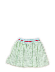 SAVANNAH GIRL SKIRT - Bright white