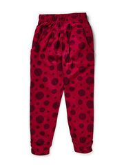Raisin mini pant - Red Plum