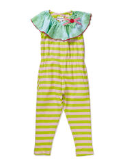 ZOE GIRL SUIT - Wild lime