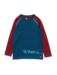 Water boy top - Moroccan Blue