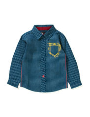 Spend boy shirt - Moroccan Blue