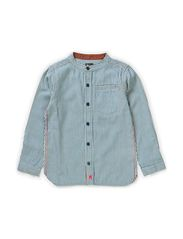 ULF BOY SHIRT - Moroccan blue