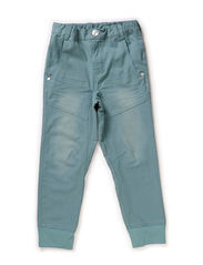 THY BOY PANTS - Mineral blue