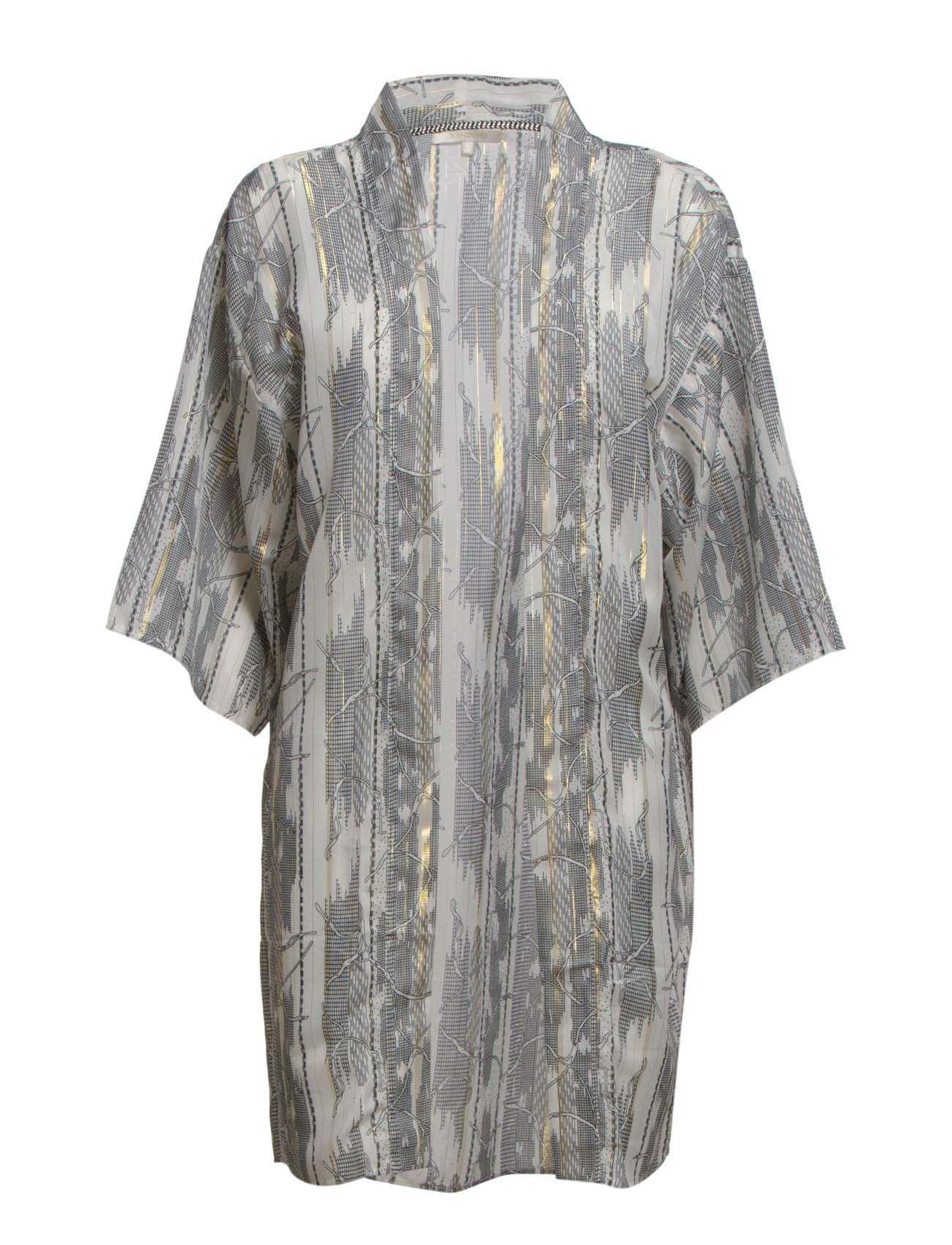 Pcpurex 3/4 Long Kimono Exp