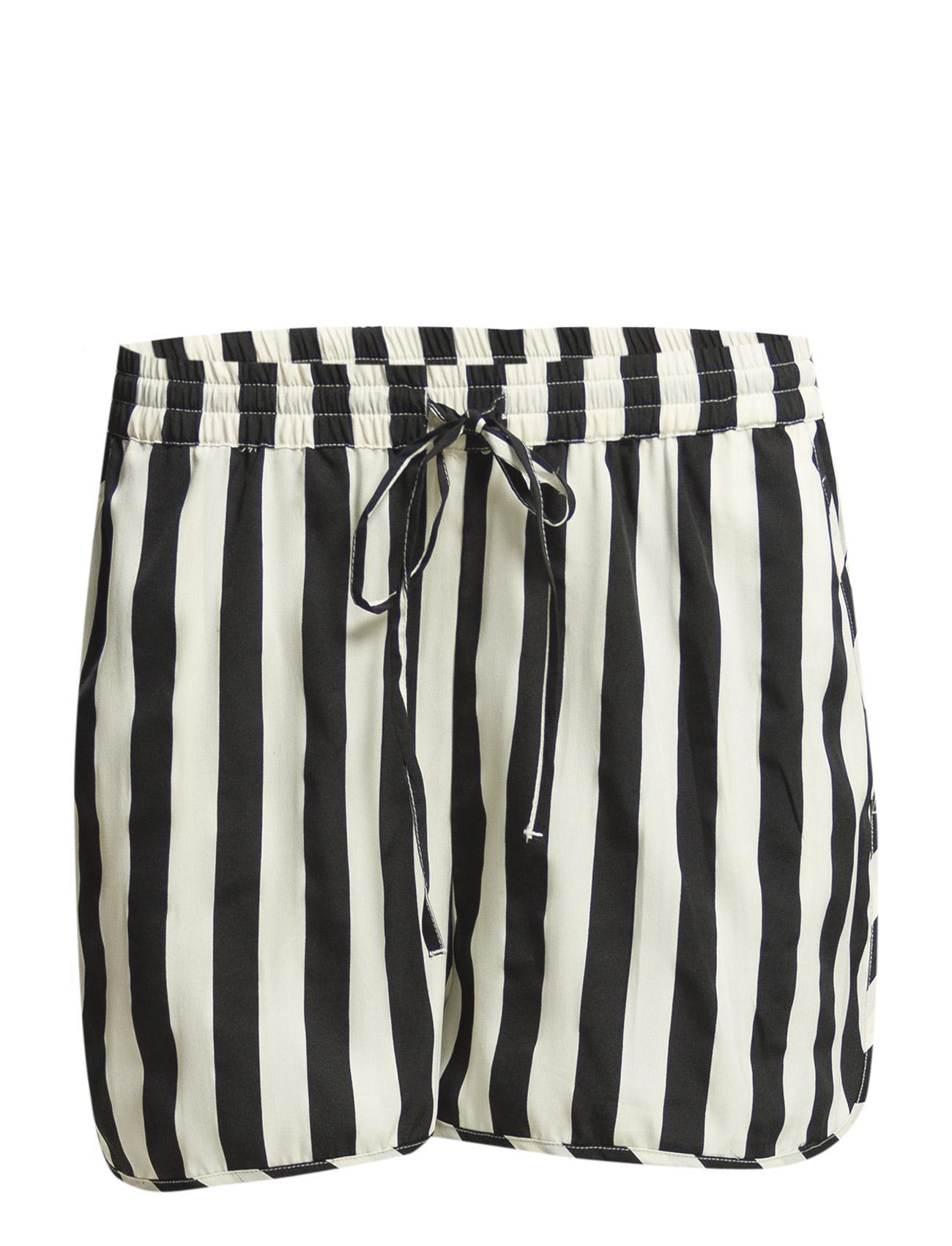 Pctulip Shorts Exp/Stripe