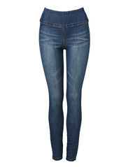 Pieces FUNKY HIGHWAIST LEGGINGS/DENIM 11