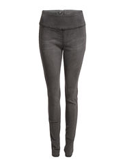 Pieces FUNKY HIGHWAIST LEGGING/GREY DENIM