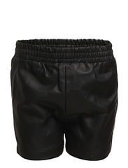 Pieces SELMA SHOP PU SHORTS