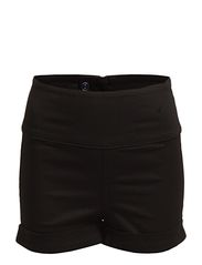 Pieces FUNKY HIGHWAIST SHORTS/BLACK