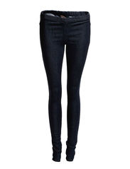 Pieces FUNKY FOXY LEGGING/DARK DENIM