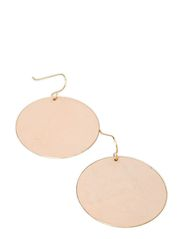 BUNGA EARRINGS - NUDE