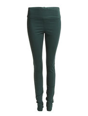 Pieces FUNKY HIGHWAIST LEGGING/PINE GREEN