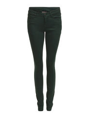 Pieces FUNKY FIVE LEGGING/PINE GREEN