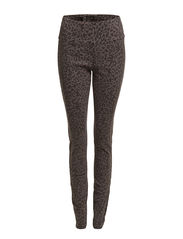 FUNKY RUBY HIGHWAIST LEGGING/GREY - GREY..