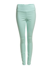 Pieces FUNKY HIGHWAIST LEGGING/FRESH MINT