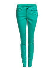 Pieces FUNKY FIVE LEGGING/BERMUDA GREEN