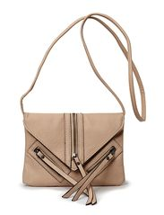 Pieces GRY CROSS OVER BAG
