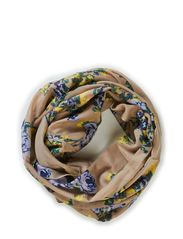 BENJAMINA TUBE SCARF - Light Sand
