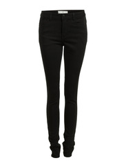 JUST JUTE R.M.W. LEGGING/BLACK - Black