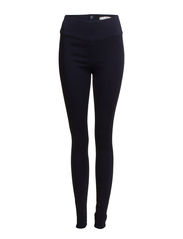 JUST JUTE HIGHWAIST LEGGING/DARK BLUE - Dark Blue