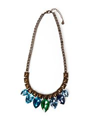 FUMIA NECKLACE - Gold Colour