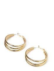 KASSIA EARRINGS - Gold Colour