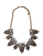 KUNDRA NECKLACE - Gold Colour