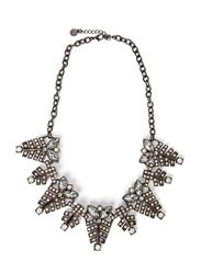 KUNDRA NECKLACE - Gunmetal