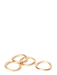 ASOP RINGS - Gold Colour