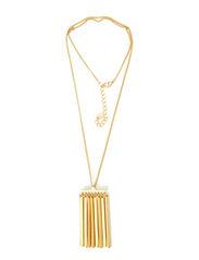 LANI NECKLACE BOX - Gold Colour