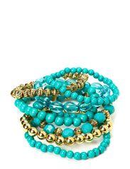 LATASHA BRACELETS BOX - Aquatic Blue