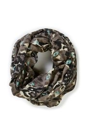 LAURINTINE TUBE SCARF - Grey