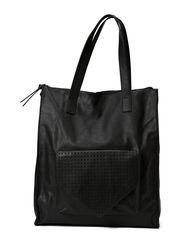 ILIANA 3 IN 1 BAG PL - Black