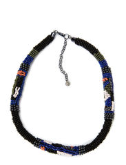 ORLANDA NECKLACE - Black