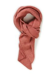 KELLY LONG SCARF - Dusty Rose
