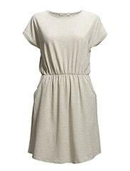 OMARA DRESS BOX - Whitecap Gray