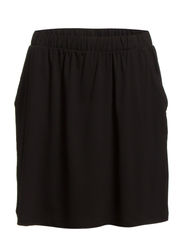 OMARA SKIRT BOX - Black