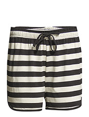 OMARA SHORTS BOX - Whitecap Gray