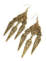 OFELLA EARRINGS BOX - Gold Colour