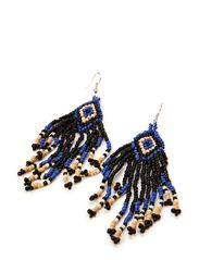 ORLANDA EARRINGS - Black