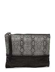 MARNINA LEATHER CLUTCH - Castlerock