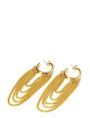 ONOA EARRINGS - Gold Colour