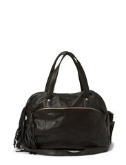 MYLISIA LEATHER BAG - Black